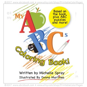 My ABCs digital cover